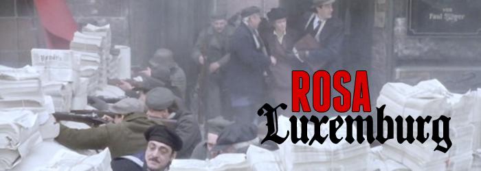 Rosa Luxemburg banner
