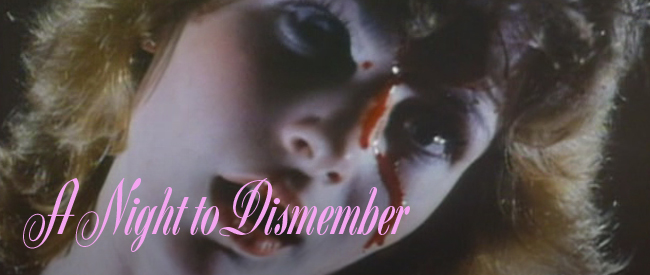 DISMEMBER BANNER