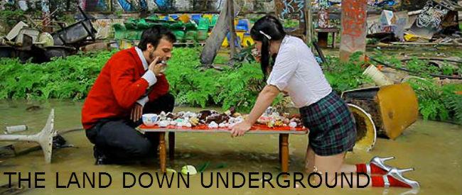 The Land Down Underground