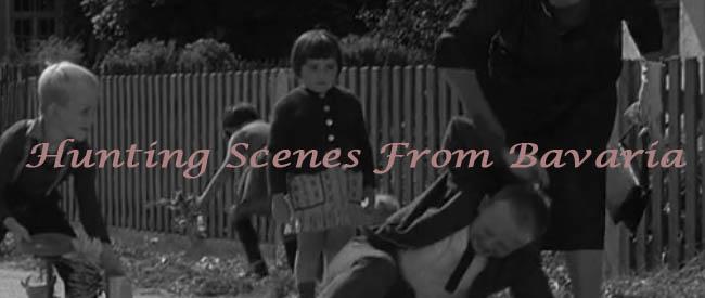 HUNting scenes_banner