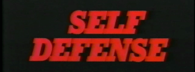 self-defense banner